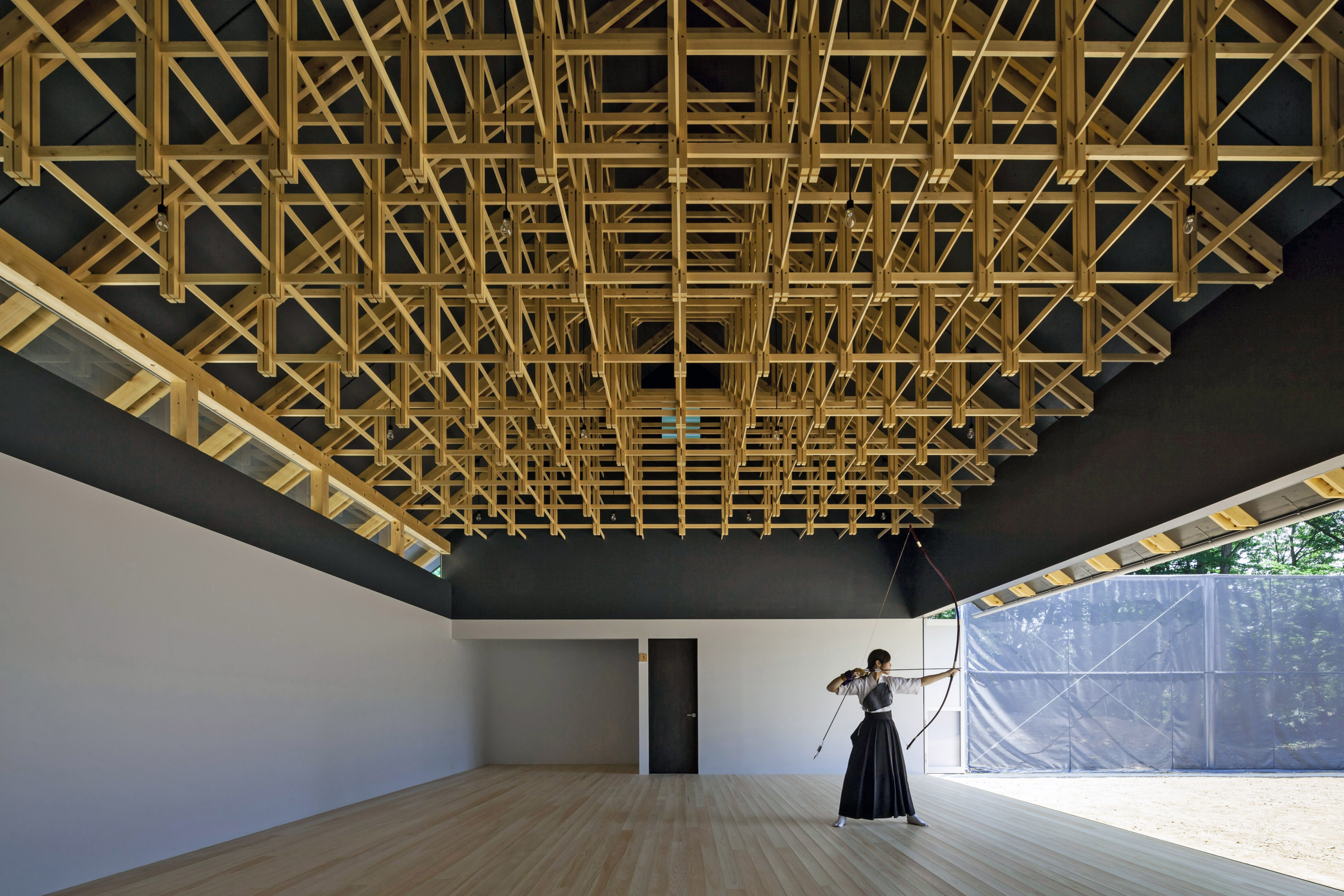 Archery Hall - FT Architects