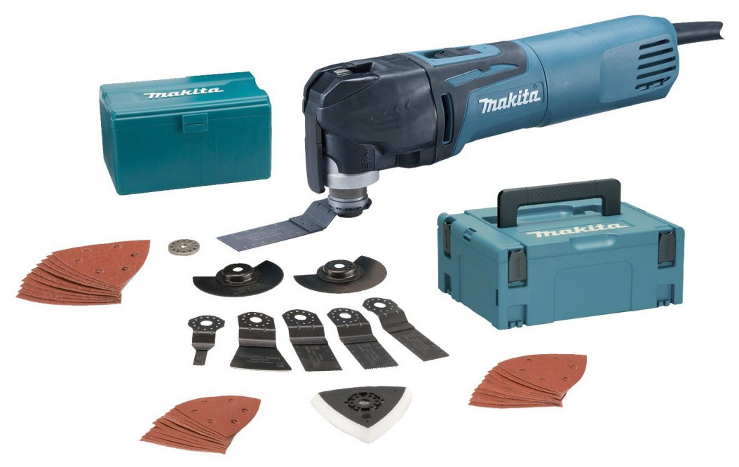 makita multifunzione oscillante multitool