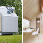 Diogene: la Tiny house off-grid di Renzo Piano