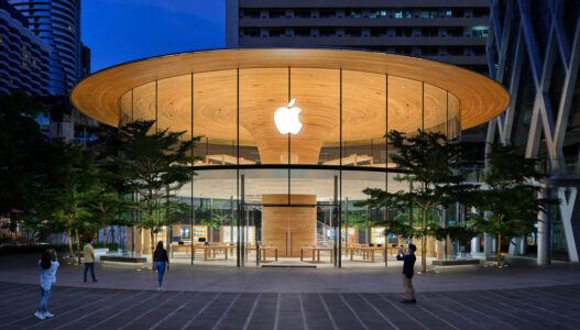 Apre in Thailandia l'Apple Store di Foster